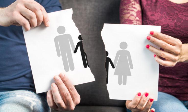 Divorzio, Separazione, Battaglia legale, Affidamento minori